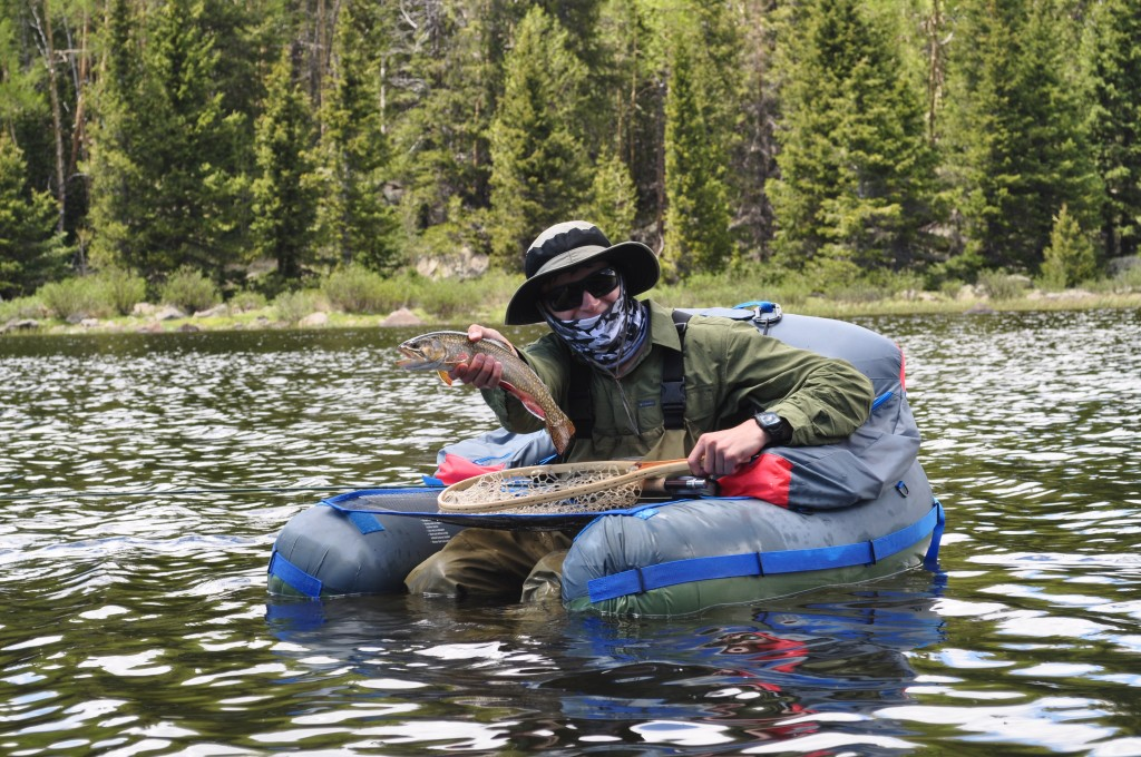 Utah high altitude brook trout moose knuckle fly fishing for Take me fishing lake locator